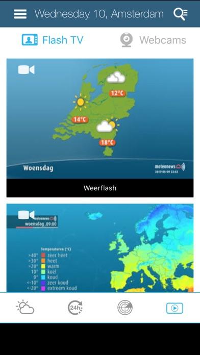 Погода в ГолландииСкриншоты 5