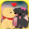 Labrador Puppy Emoji Stickers