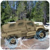 Military Jeep Racer : Army Offroad Drive 3D racer road wanted