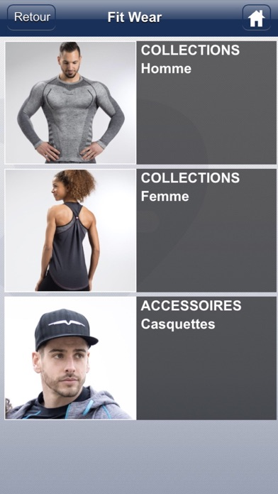 Fitness Boutique CaenCapture d'écran de 3