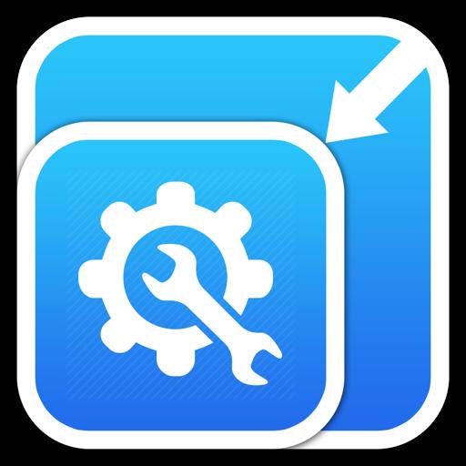 图标分辨率转换 iConvert.