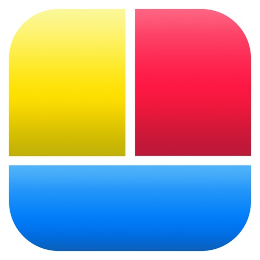 Photo Collage HD Pro – Pic Frame and Split Stitch