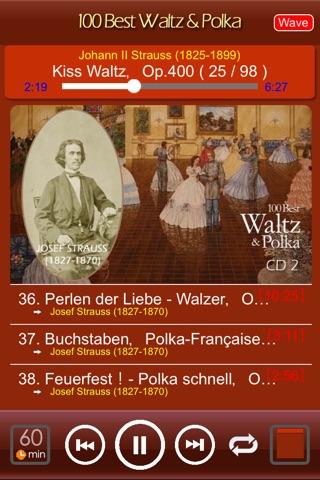 [5 CD]100 Best Waltz & Polka screenshot 3