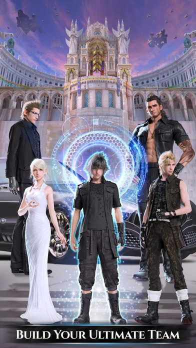 download Final Fantasy XV: A New Empire appstore review