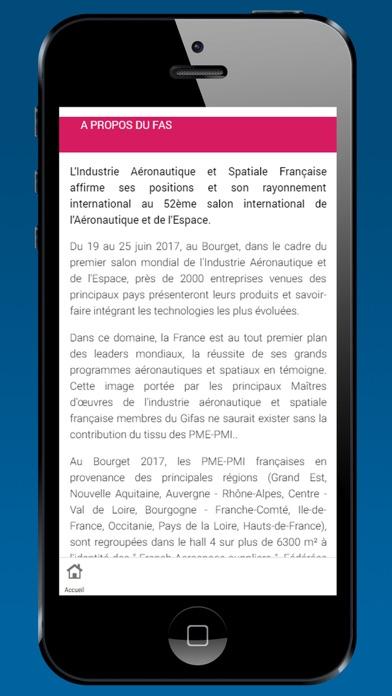 download Salon du  Bourget des French Aerospace Suppliers apps 4
