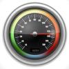 Speedometer & odometer tracker - track your location, speed , average speed and share with friends