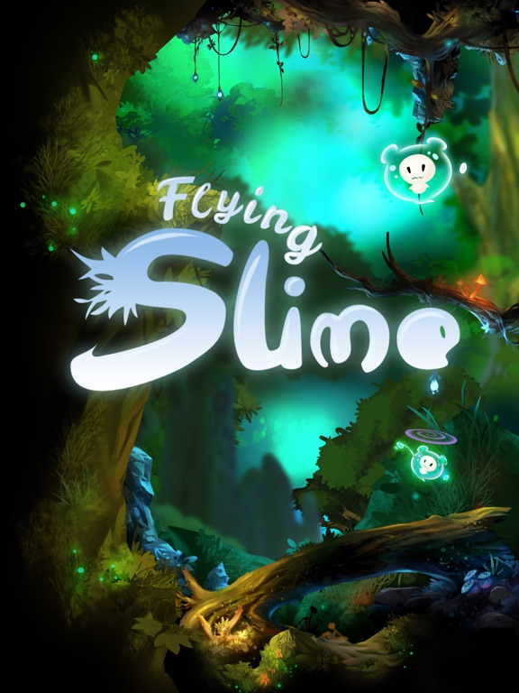 Flying Slime Screenshots