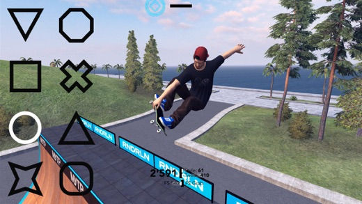 MyTP Skateboarding - Free Skate Screenshot