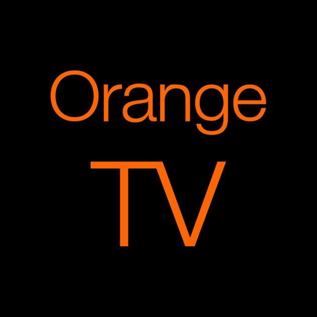 Orange TV en el App Store