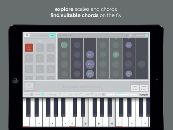 kord - Find Chords and Scales Screenshots