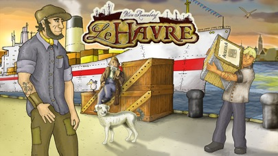 Screenshot #6 for Le Havre (The Harbor)
