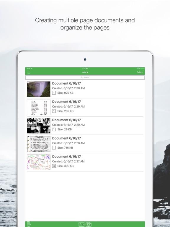 Clear Scanner: Best PDF Scans Screenshots