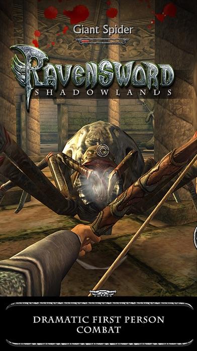 Screenshot #9 for Ravensword: Shadowlands