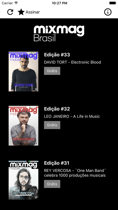 download Mixmag Brasil apps 1
