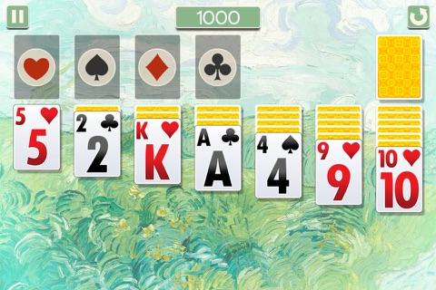 Solitaire:-) screenshot 3