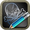 Learn How to Draw Tattoo Skulls Pictures