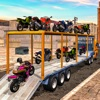 MoterBike Transporter Simulator