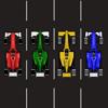 4 Car swap race - Brain Twister Wiki