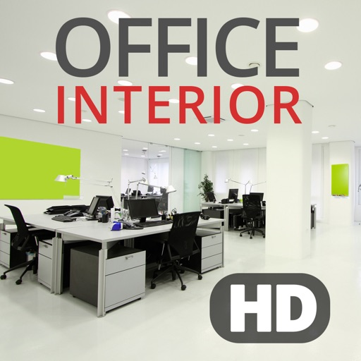 Interior design ideas creative office decoration by for Interior design decoration app
