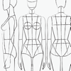 Prêt à Template - Fashion Drawing Icon