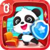 Seguridad en el hogar  con el Bebé Panda