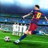 Schießen Tor - Fußball Welt