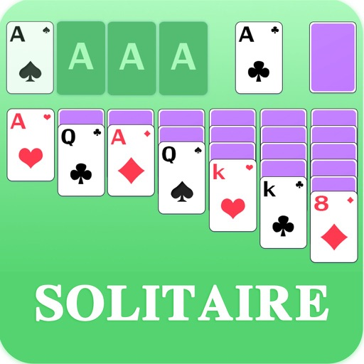 Solitaire Simple-Vegas Fun By Bulong Chen Funnygames Solitaire 1