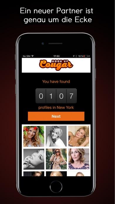 free cougar hookup apps