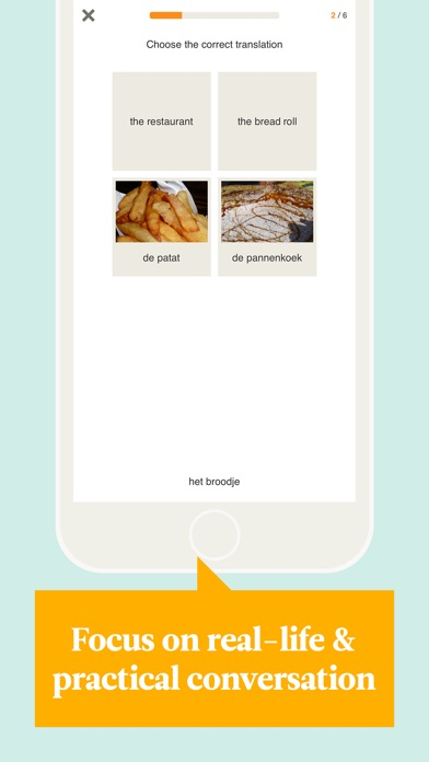 download Learn Dutch with Babbel appstore review