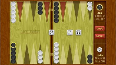 Backgammon Pro Screenshot