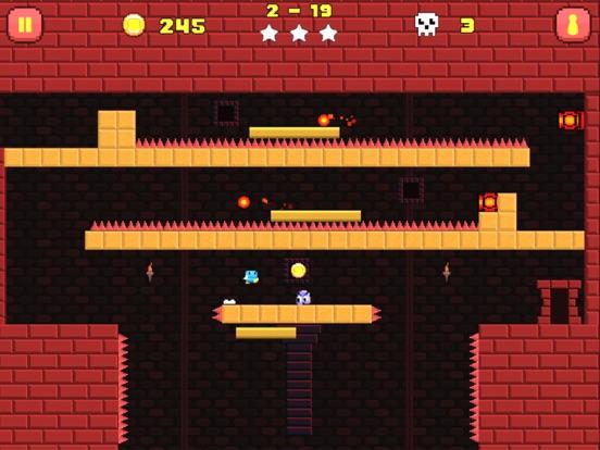 Super Nano Jumpers Screenshot