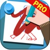 Draw & Paint Chibi Cartoon Photo Games Pro