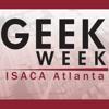 CrowdCompass, Inc. - ISACA Atlanta GEEK WEEK Conference artwork