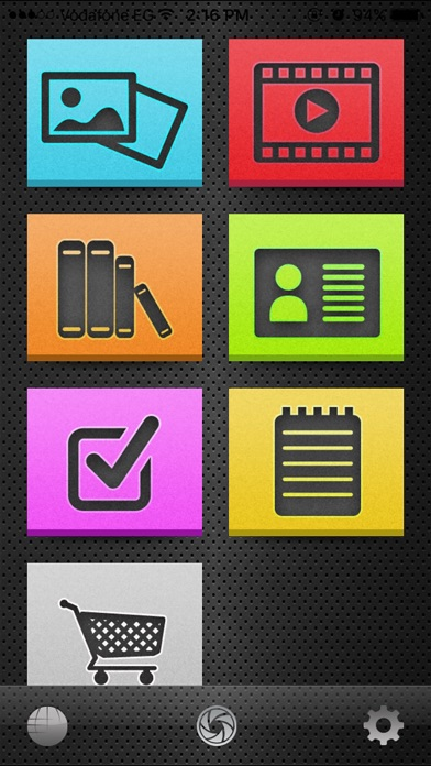 MyThings for iPhone Screenshots