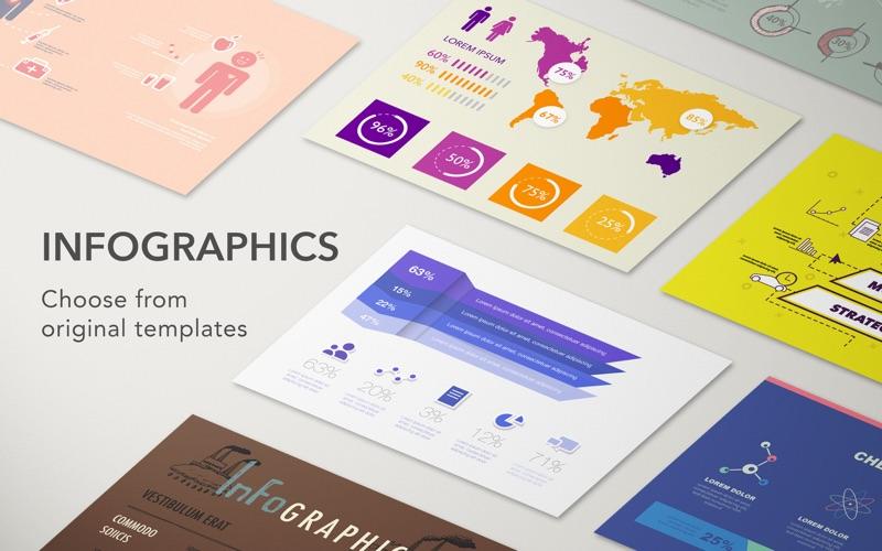 GN Infographics for Adobe Illustrator - Templates Screenshot - 1