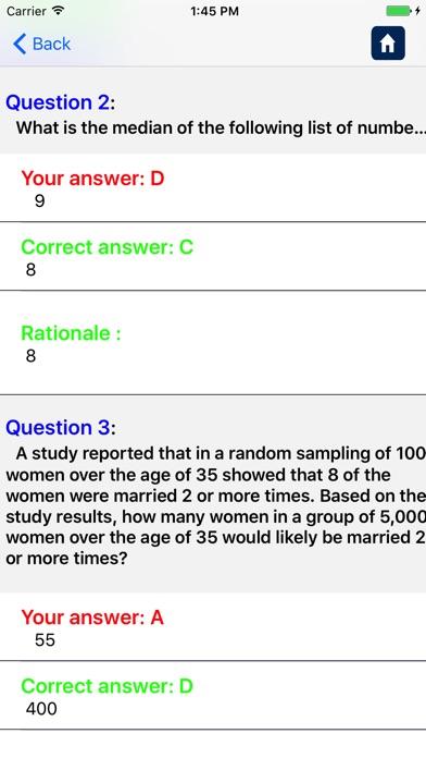 Screenshot of SAT Exam Prep5