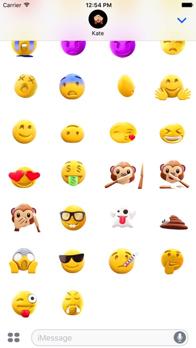 3d Animated Smileys App Download Android Apk