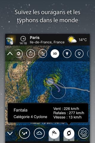 MeteoEarth screenshot 3