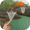 Jungle Ball Shot - Fling From Basket to Basket bbq grilling basket