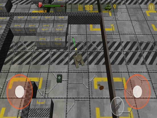 Tank War II-ipad-0