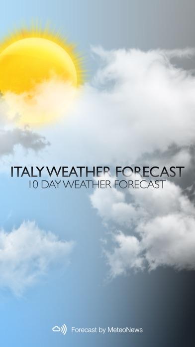Погода в ИталииСкриншоты 1
