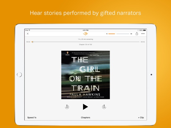 how to download books on audible ipad app