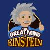Luke Kaleta - The Great Mind Of Einstein artwork