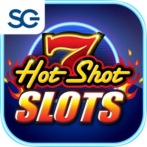 Hot Shot Slots 拉斯 維加斯 - 老虎机賭場