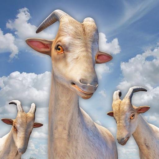 Naughty Kids : Goat Family iOS App