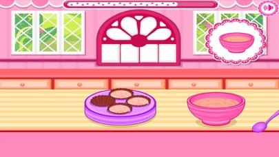 العاب طبخ كب كيك بالشوكولاته مع ماما سارةلقطة شاشة4
