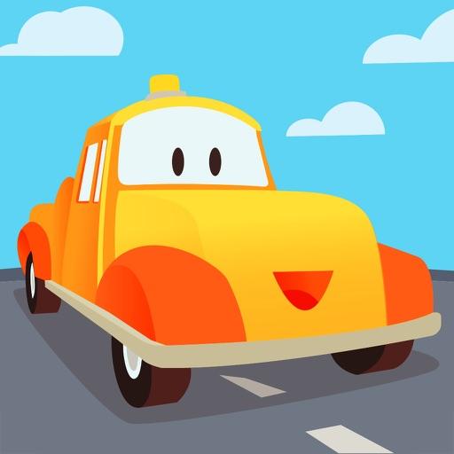Tom the Tow Truck: Drive in Car City - Mini Mango