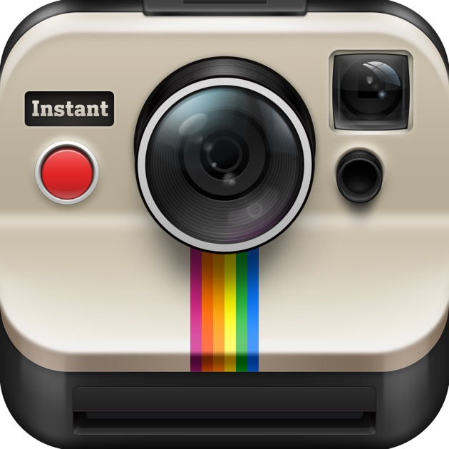 Instant: The Polaroid Instant Camera on the App Store