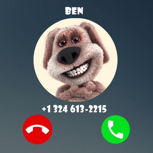 Call From Ben Talking Dog By charles carey