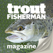 Trout Fisherman Magazine app review